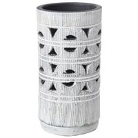 Cuts-Vaso-Decorativo-30-Cm-Branco-preto-Kassena