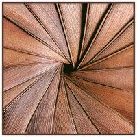 Serie-Texturas-I-Quadro-81-Cm-X-81-Cm-Marrom-marrom-Galeria-Site