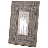 Le-Portail-Porta-retrato-10x15-Cinza-Provence-Dans