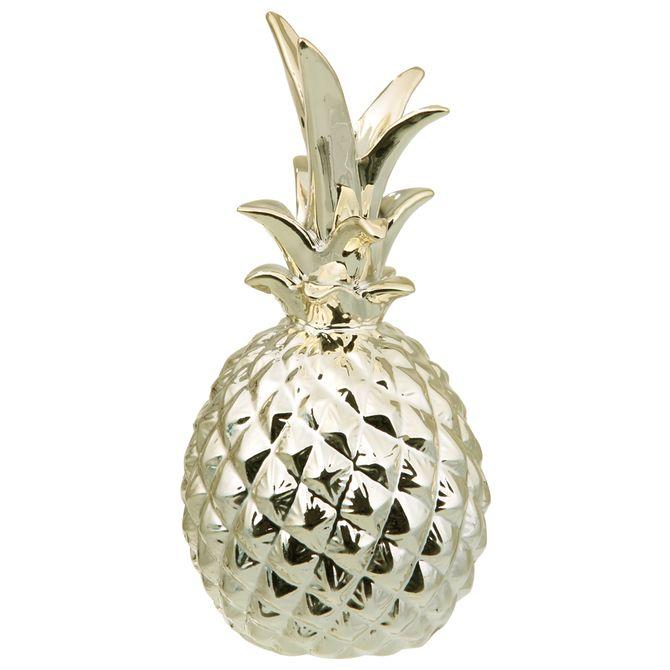 Adorno-18-Cm-Ouro-Pineapple