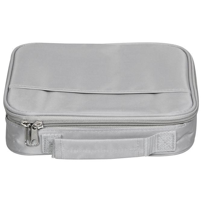 Kit-Pt--Refeicao-C-bolsa-2pcs-Cinza-branco-Translucido-Lunchbox