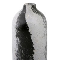 Vaso-20-Cm-Preto-branco-Gnaisse