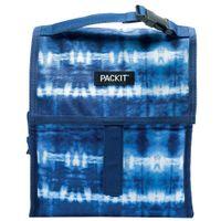 Bolsa-Termica-cooler-340-Ml-Azul-branco-Bento