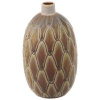 Vaso-Decorativo-15-Cm-Marrom-Fornalha