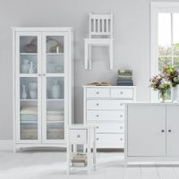 Cristaleira-2-Portas-92x190-Branco-incolor-Devon