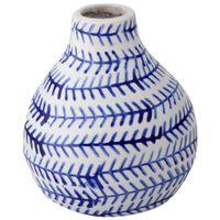 Vaso-14-Cm-Azul-branco-Sancho