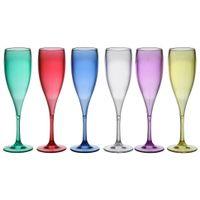 Taca-Champanhe-160ml-C-6-Cores-Caleidocolor-Dropsy