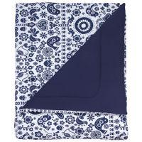 Edredom-Solteiro-160x240-Azul-Escuro-branco-Folksy