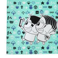 Toalha-Banho-140x70-Menta-multicor-Monica-Toy-Geek