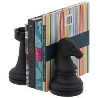 Knight--n--Rook-N-Aparador-De-Livros-C-2-Preto-Knight-N-Rook