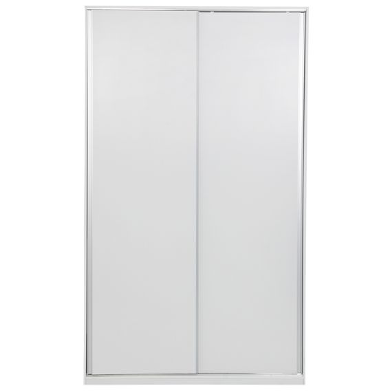 ad8e0be47 Guarda-roupas 2 Portas De Correr Branco Maximus - Tok Stok - M