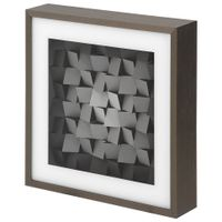 I-Quadro-30-Cm-X-30-Cm-Preto-multicor-Colors