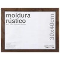 Kit-Moldura-30-Cm-X-40-Cm-Castanho-Rustico