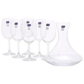 Kit-Drink-C--7-Pcs-Incolor-Cristalium-Titan