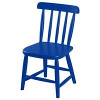Cadeira-Infantil-Azul-Country