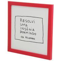 Ida---Insonia-Quadro-22-Cm-X-22-Cm-Vermelho-cinza-Reflexoes-Da-Ida-Feldman