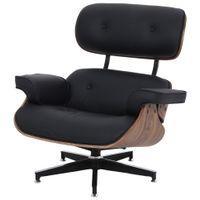 Poltrona-Giratoria-Nozes-preto-Eames