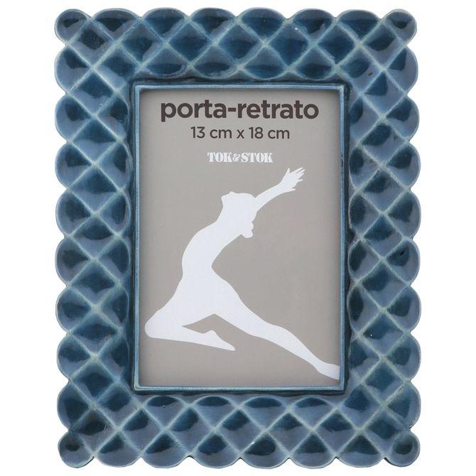 Porta-retrato-13-Cm-X-18-Cm-Azul-Escuro-Faroe