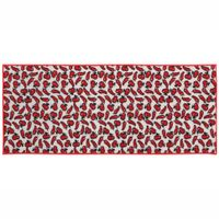 Tapete-50x120-Branco-vermelho-Chili