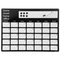 Sweet-Home-Of-Memory-board-60-Cm-X-45-Cm-Preto-branco-Sweet-Home-Office