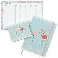 Planner-Semanal-Menta-flamingo-Flamin-go