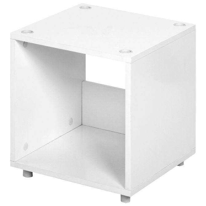 Mesa-Lateral-35x35-Branco-Kubits