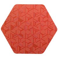 Mouse-Pad-Terracota-multicor-Modern-hex