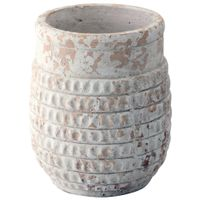 Vaso-Decorativo-21-Cm-Branco-cream-Delfos