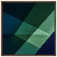 Greenery-I-Quadro-42-Cm-X-42-Cm-Multicor-cobre-Galeria-Site