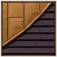 Gold-I-Quadro-42-Cm-X-42-Cm-Multicor-cobre-Galeria-Site