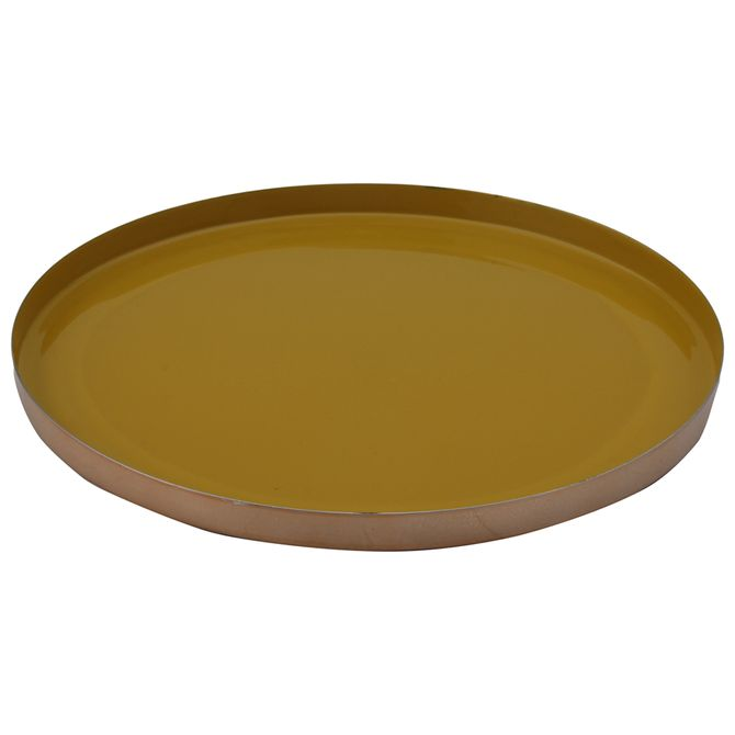 Centro-De-Mesa-25-Cm-Limonita-cobre-Platonic
