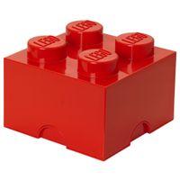 Bloco-Organizador-25-Cm-Vermelho-Lego