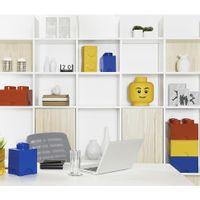Bloco-Organizador-12-Cm-Azul-Lego