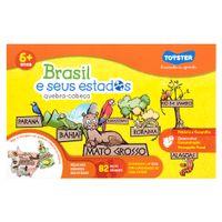 Quebra-cabecas-Multicor-Brasil-E-Seus-Estados