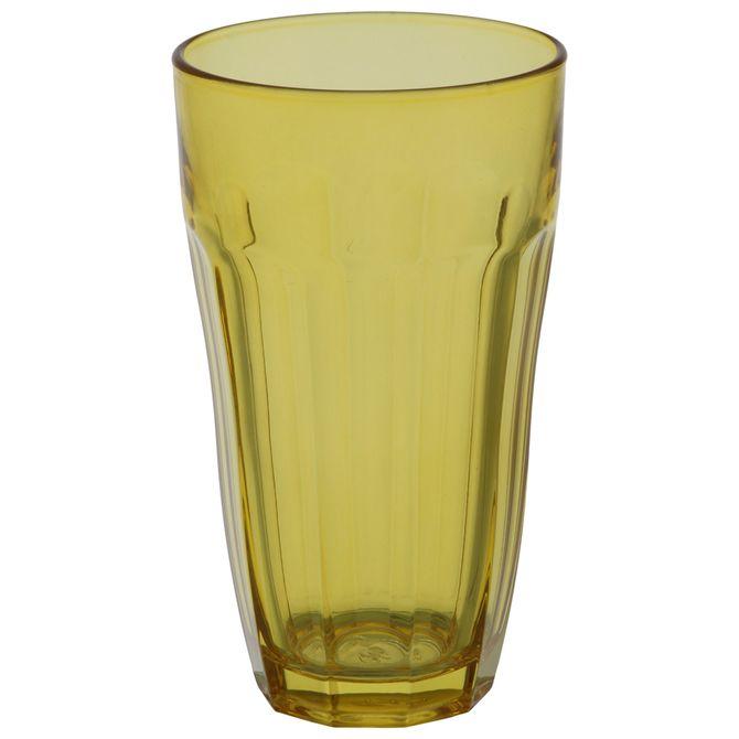 Copo-Long-Drink-365-Ml-Amarelo-Ile
