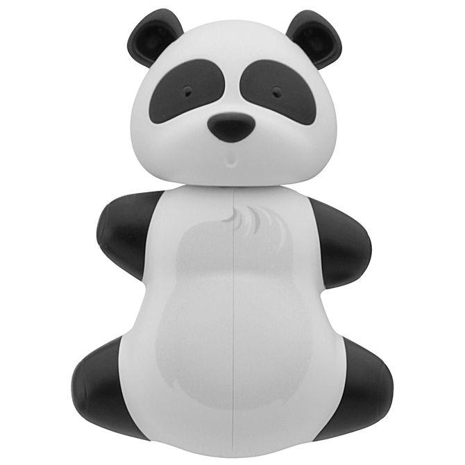 Panda-Porta-escova-De-Dentes-Preto-branco-Circus