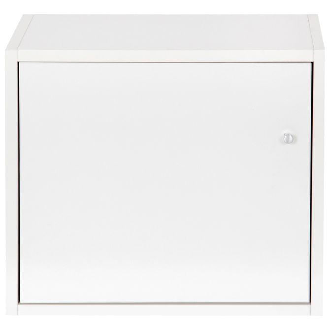 Nicho-C--1-Porta-P-estante-40x34-Branco-Boss
