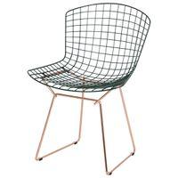 Cadeira-Cobre-malaquita-Bertoia