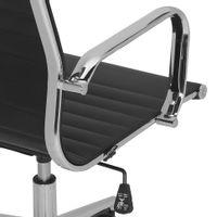 Cadeira-Excutiva-Alta-Cromado-preto-Nordi