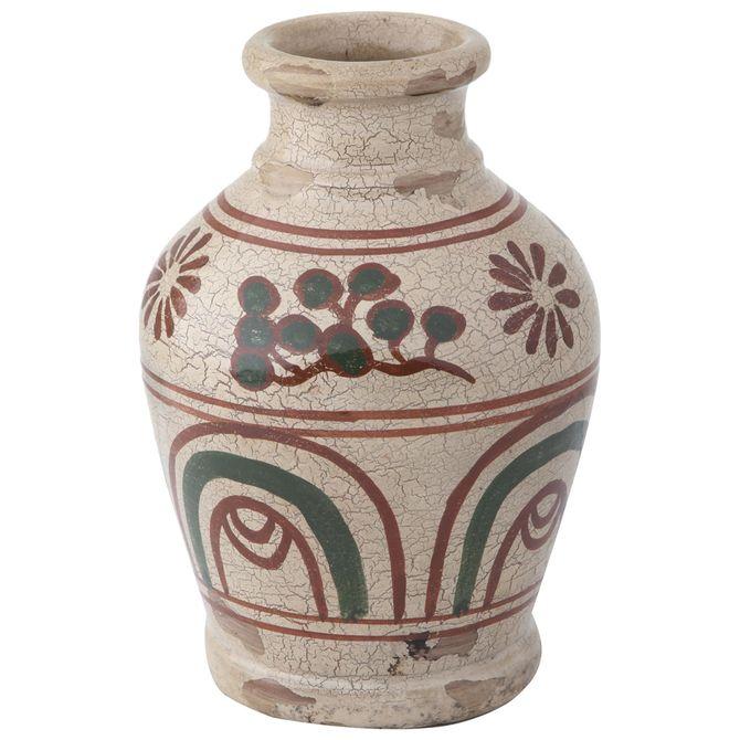 Vaso-Decorativo-20-Cm-Natural-verde-Chaparral