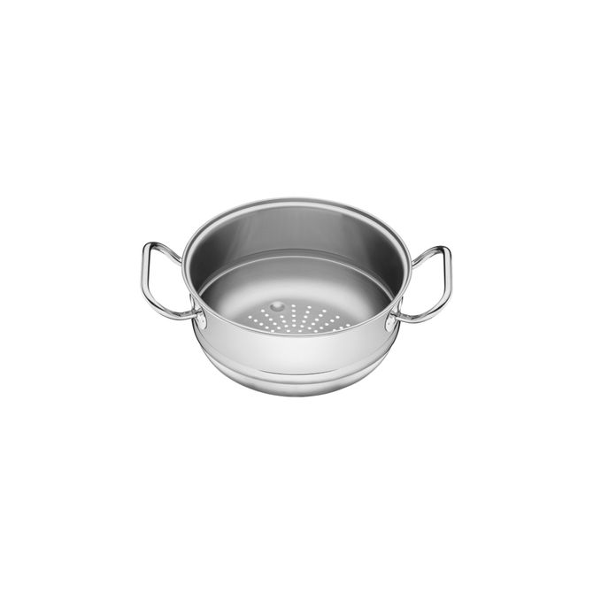 Cozi-vapore-Tramontina-Em-Aco-Inox-Com-Alcas-16-Cm-16-L-Inox-Professional