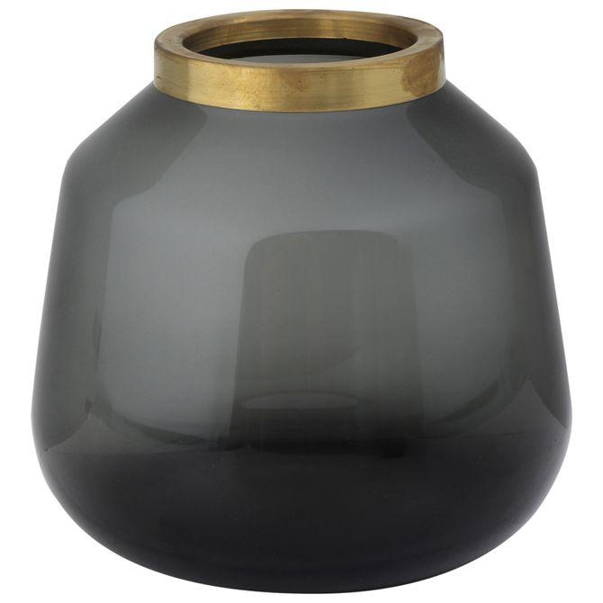 Vaso-16-Cm-Smoke-dourado-Flos-Culum
