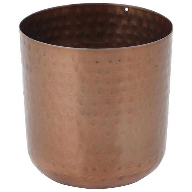 Vaso-Decorativo-10-Cm-Old-Copper-Agua-De-Coco
