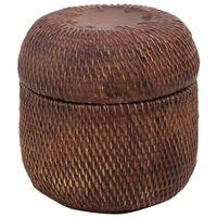 Pote-Decorativo-Marrom-Agua-De-Coco