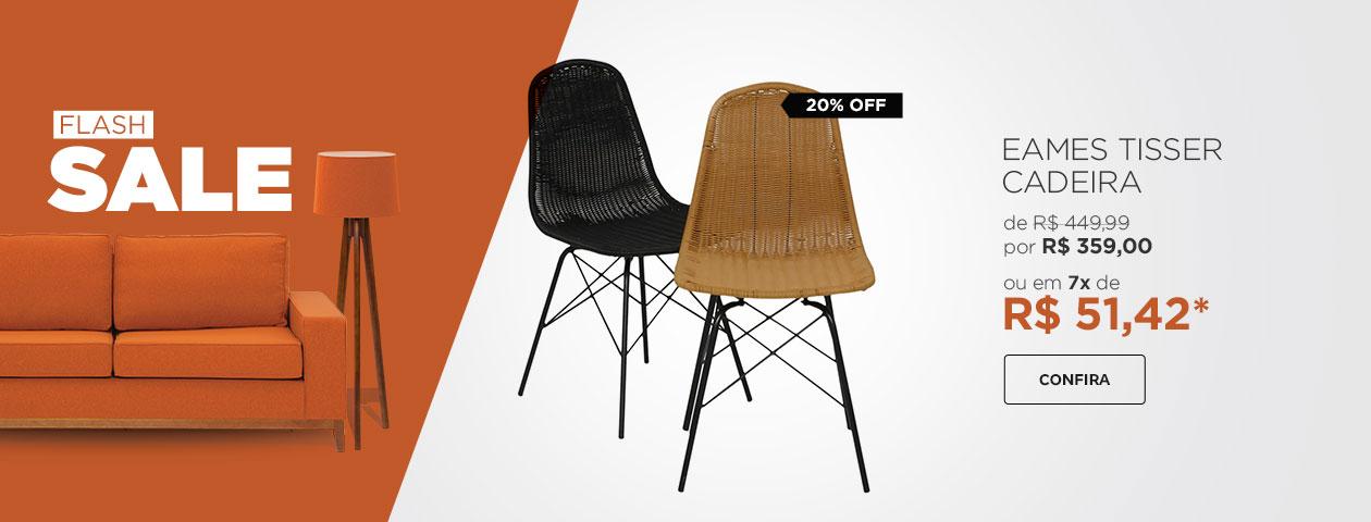 Flash Sale | Eames Tisser Cadeira