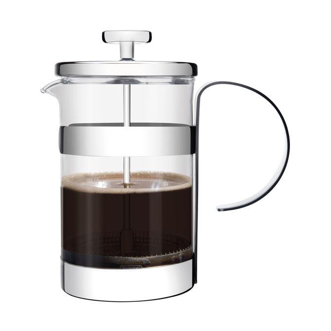 Prensa-Francesa-Tramontina-Para-Cafe-B-Em-Vidro-E-Aco-Inox-10-Cm-950-Ml-Inox-Cha-E-Cafe