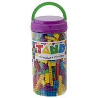 Tand-Blocos-De-Montar-C-300-Pcs-Multicor-Tand-Kids