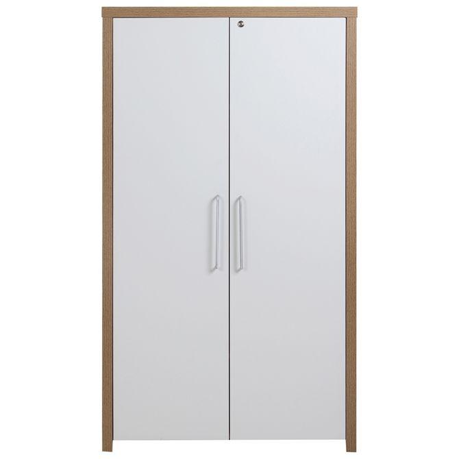 Armario-Alto-2-Portas-Oak-Tammi-branco-Boss