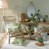 Almofada-45cm-Natural-verde-Majesty-Palms