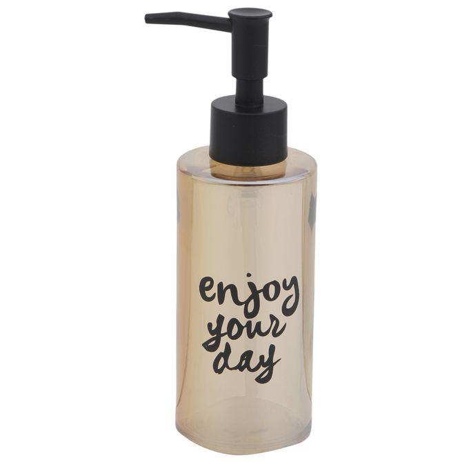 Porta-sabonete-Liquido-Ouro-preto-Enjoy-Your-Day